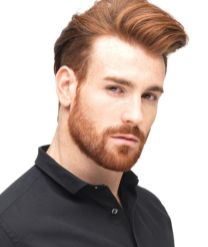 Best men short beard and mustache style 66