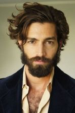 Best men short beard and mustache style 78