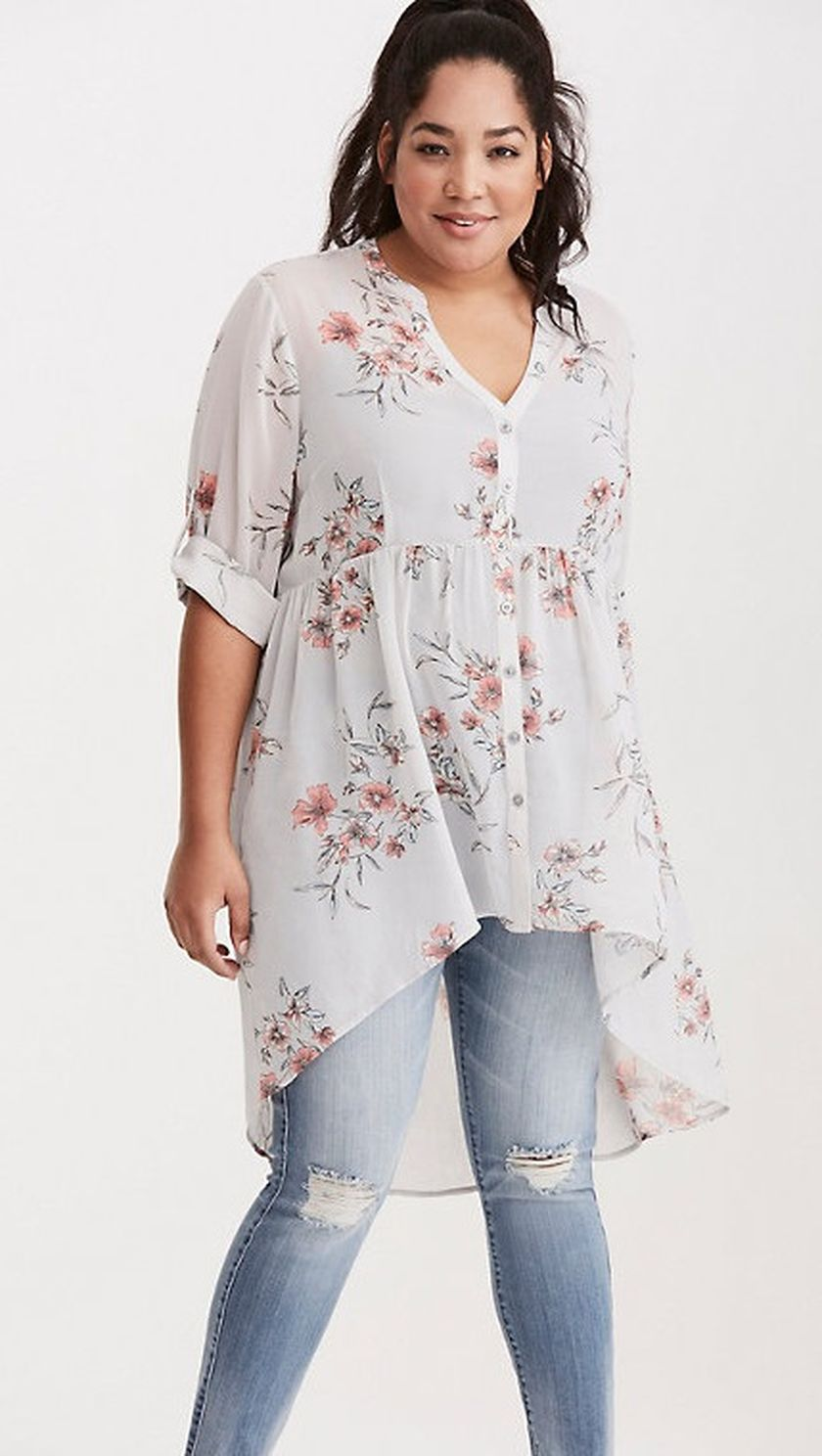 Best summer 2017 outfit for plus size 1