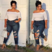 Best summer 2017 outfit for plus size 2