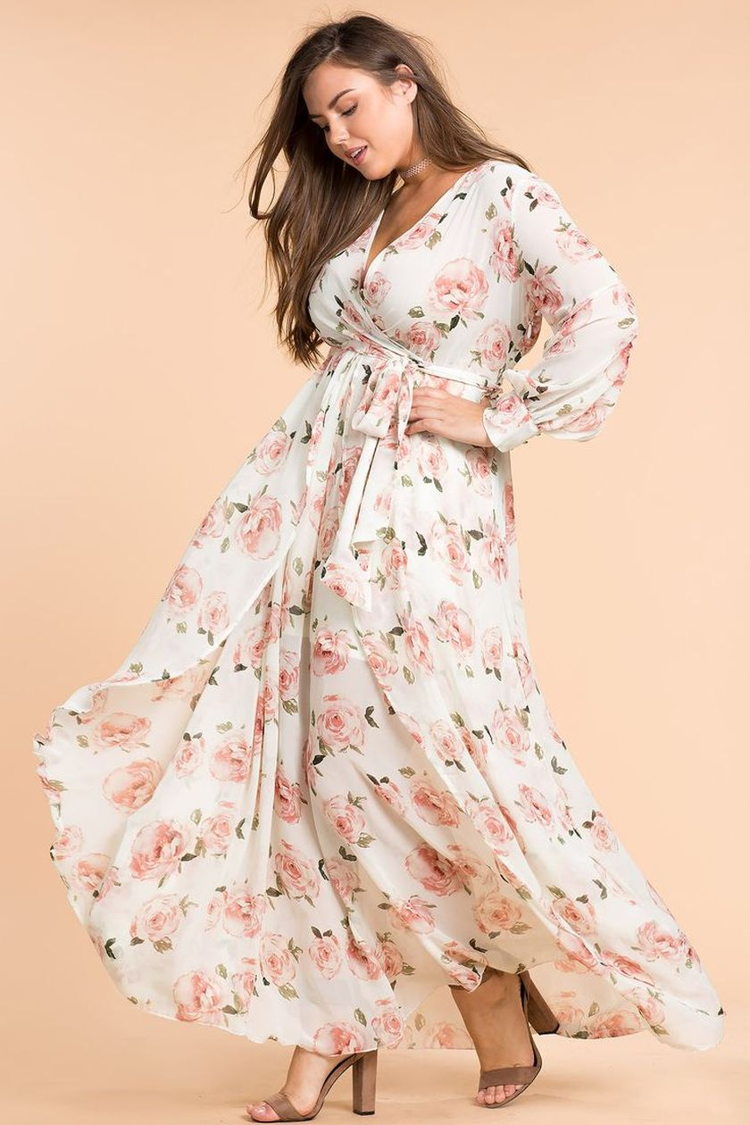 Best summer 2017 outfit for plus size 44