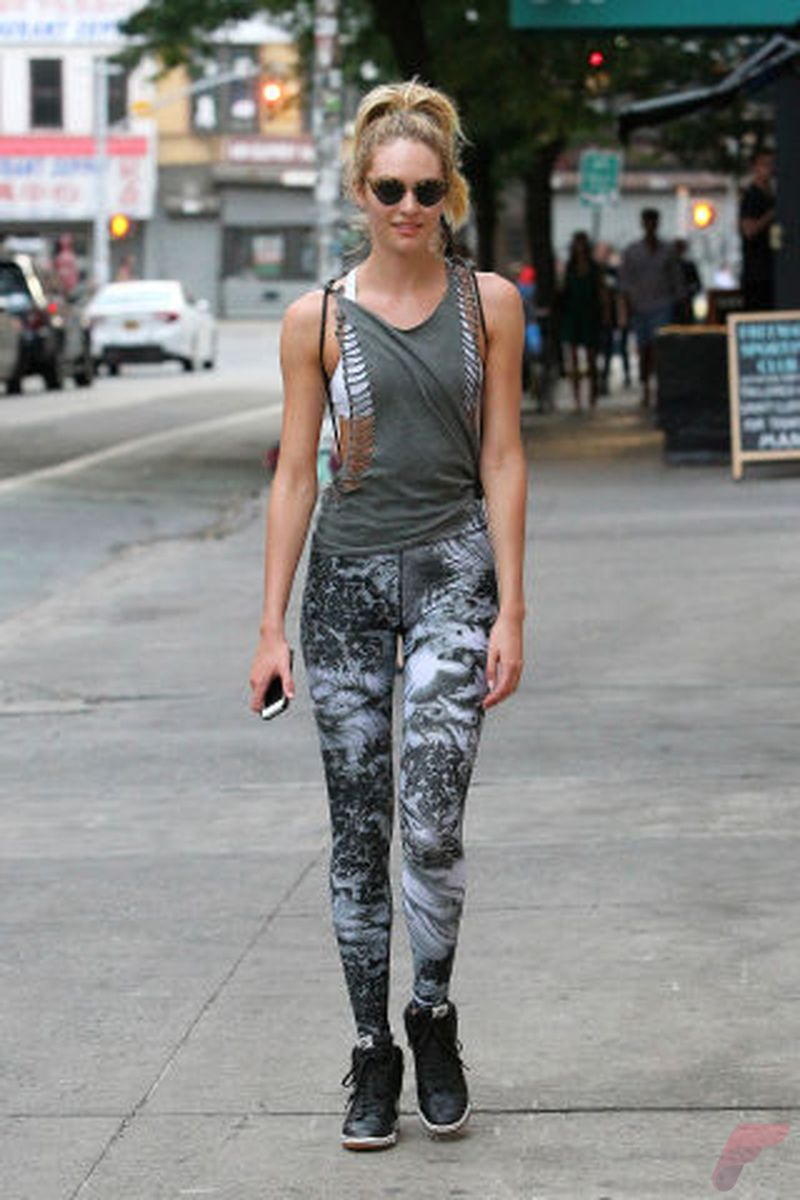 Celebrity workout style 61