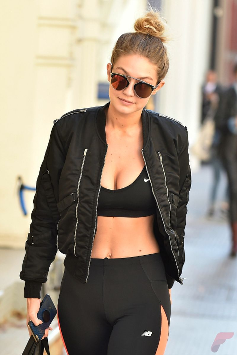 Celebrity workout style 69