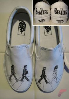 Custom painted vans shoes 51
