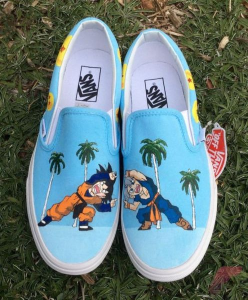 Custom painted vans shoes 56