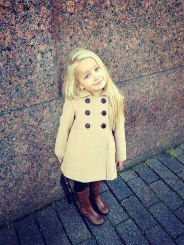 Cutest baby girl clothes outfit 13