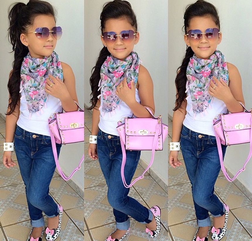 Cutest baby girl clothes outfit 21