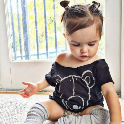 Cutest baby girl clothes outfit 22