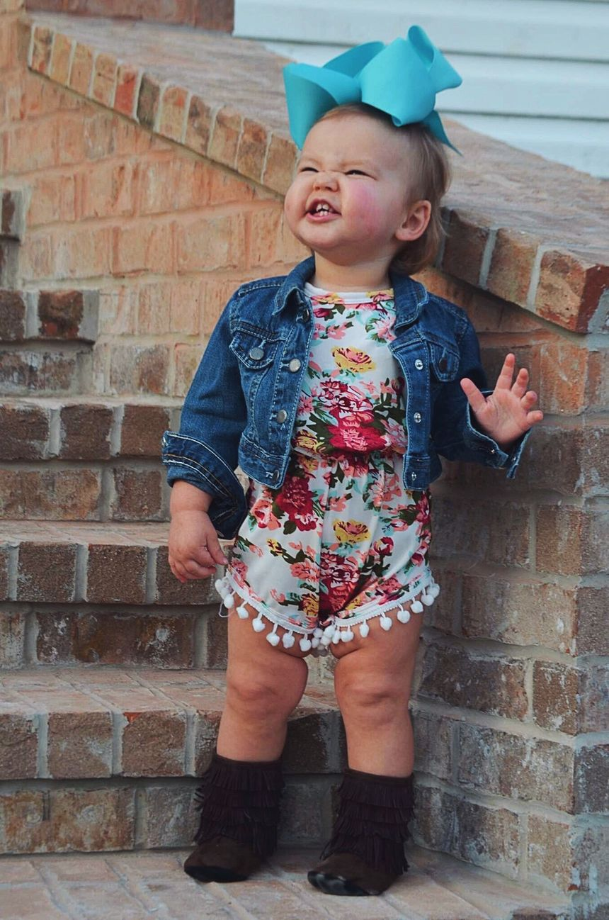 Cutest baby girl clothes outfit 31