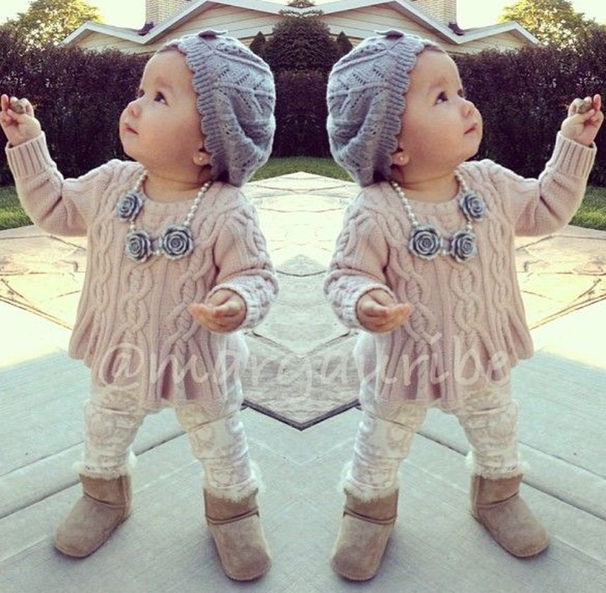 Cutest baby girl clothes outfit 50