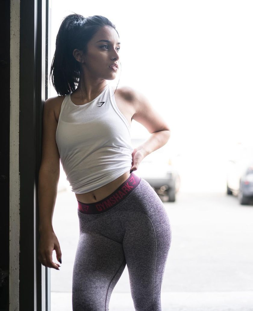 Gymshark flex legging outfits 8
