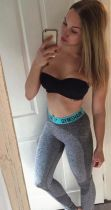 Gymshark flex legging outfits 9