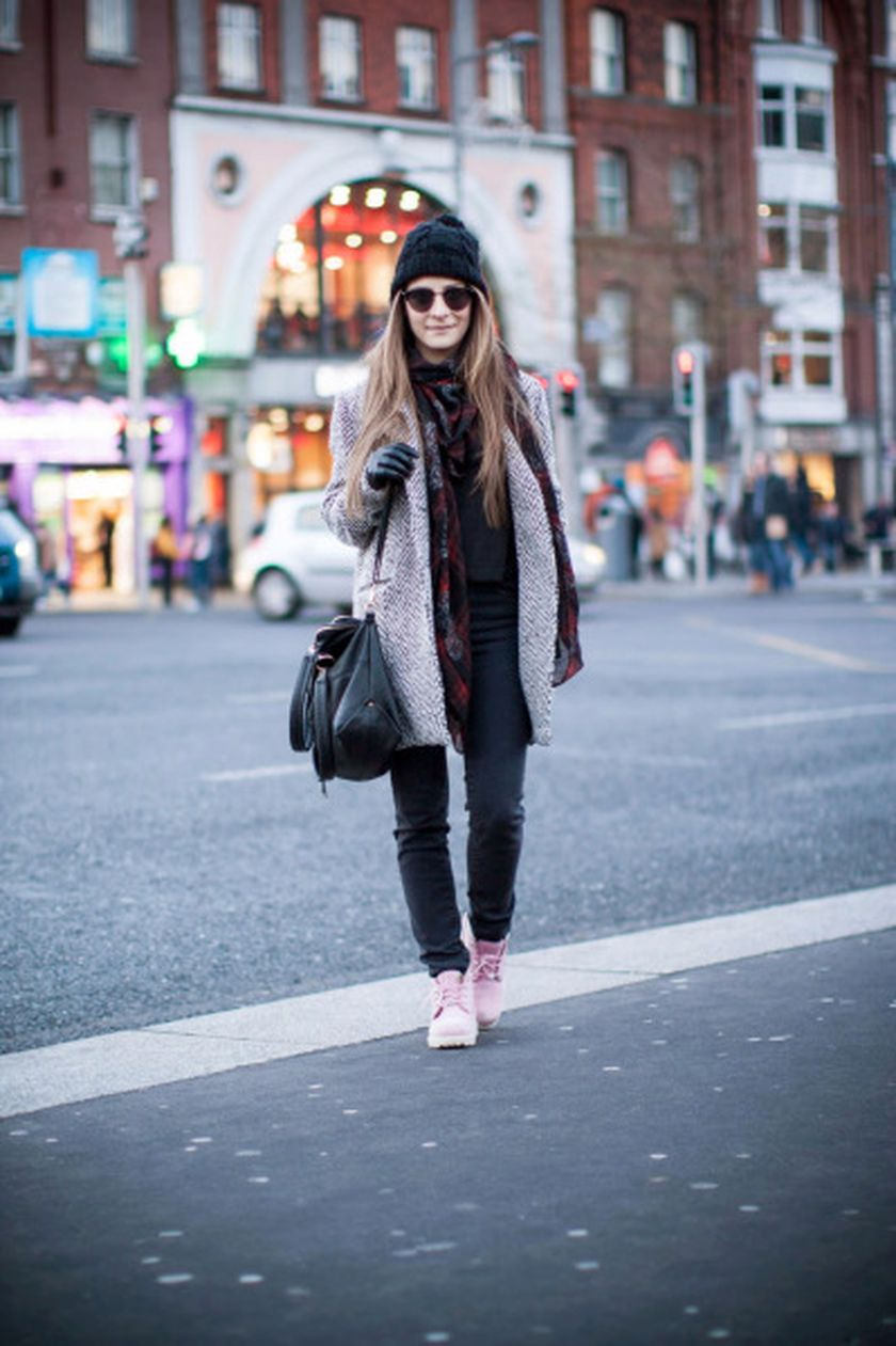 Ideas how to wear timberland boots for girl 51
