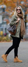 Ideas how to wear timberland boots for girl 67