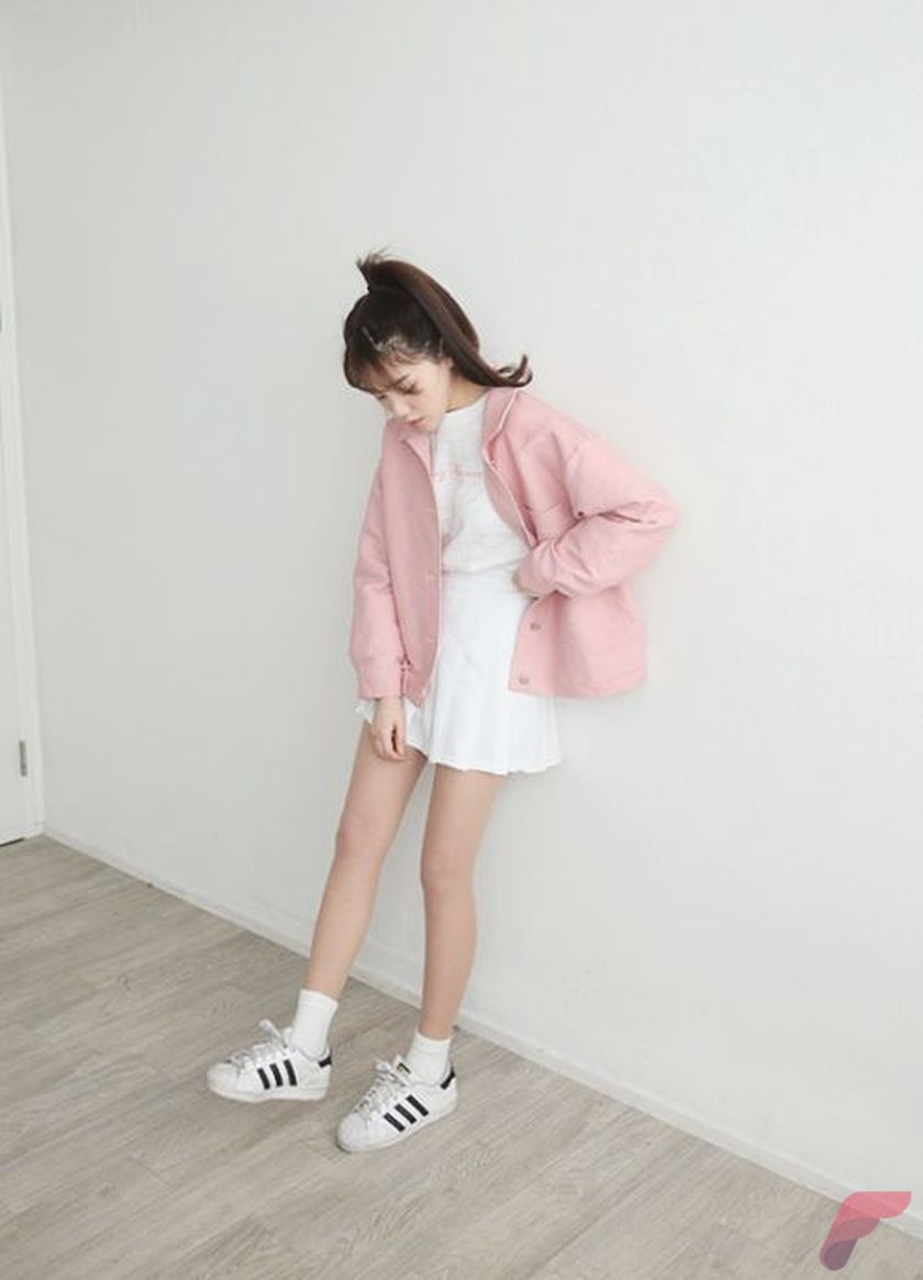Korean kpop ulzzang summer fashions 127