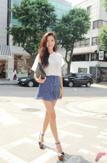Korean kpop ulzzang summer fashions 77
