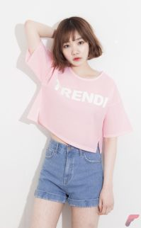 Korean kpop ulzzang summer fashions 90