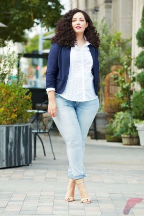 Layering outfits plus size sweaters 1