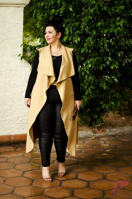 Layering outfits plus size sweaters 26