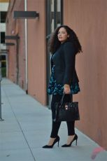 Layering outfits plus size sweaters 31