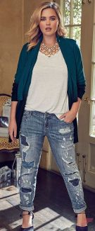 Layering outfits plus size sweaters 38