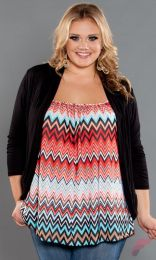 Layering outfits plus size sweaters 66
