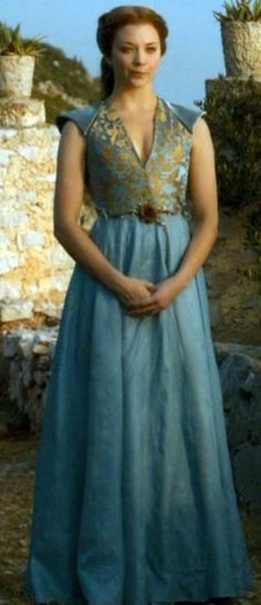Margaery tyrell game of thrones dress costume 14