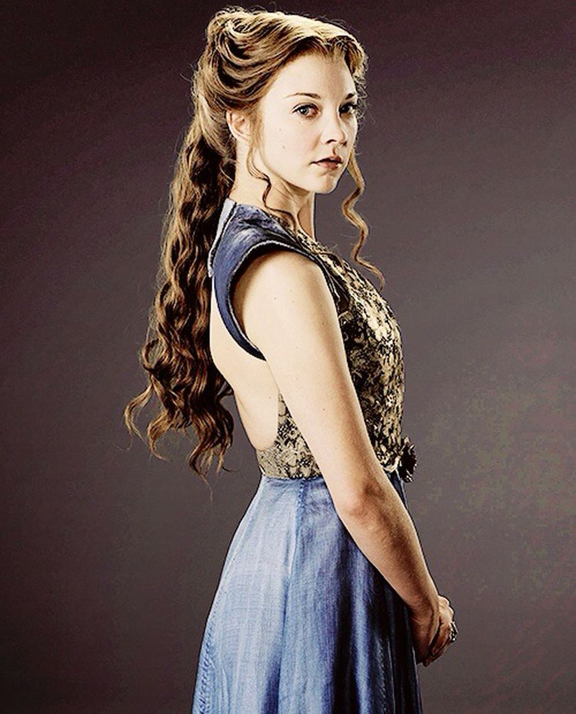 Margaery tyrell game of thrones dress costume 21