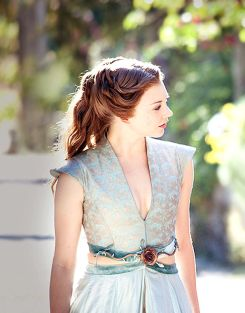 Margaery tyrell game of thrones dress costume 22