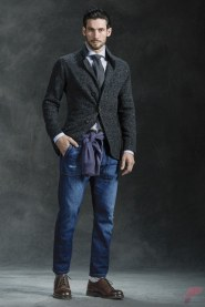 Men sport coat with jeans (104)