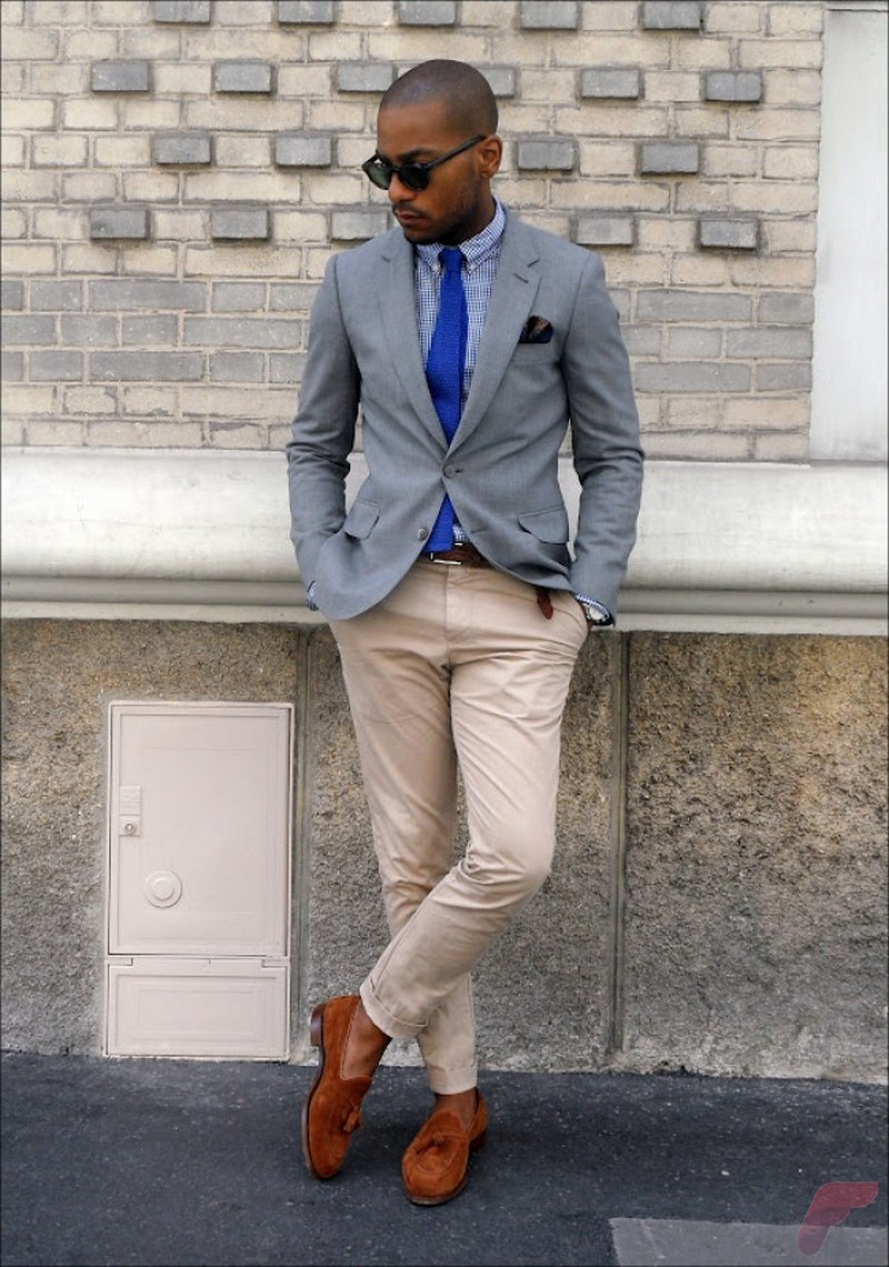Men sport coat with jeans (124)