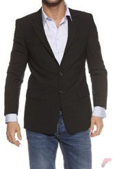 Men sport coat with jeans (159)