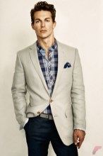 Men sport coat with jeans (161)
