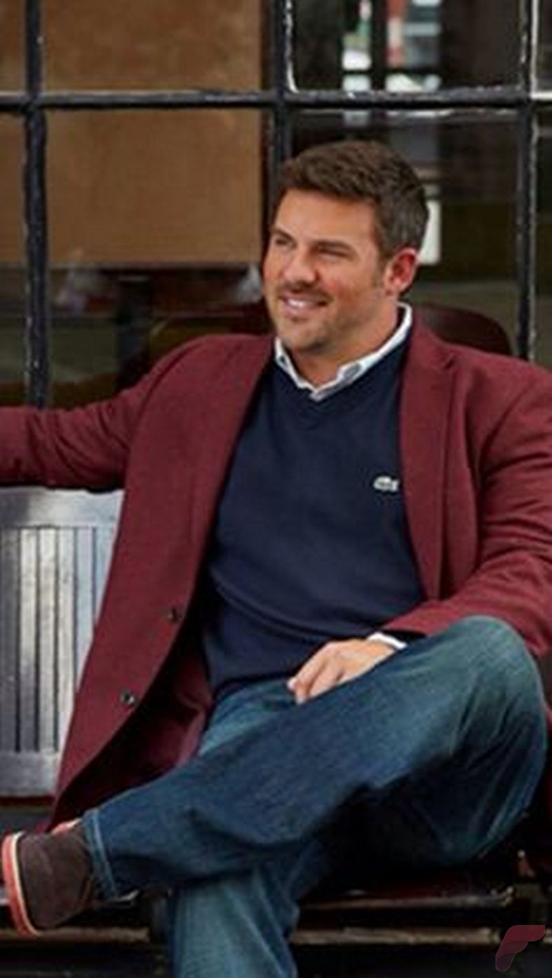 Men sport coat with jeans (22)