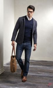 Men sport coat with jeans (26)