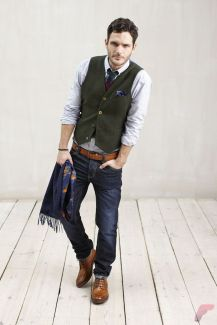 Men sport coat with jeans (37)