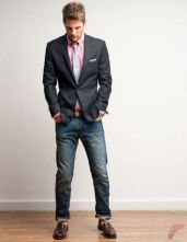 Men sport coat with jeans (40)