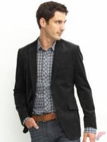Men sport coat with jeans (7)