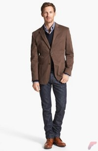 Men sport coat with jeans (73)