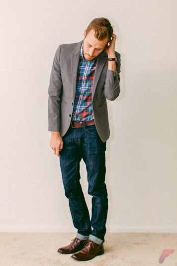 Men sport coat with jeans (96)