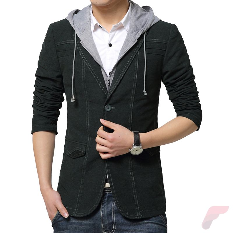 Men spring casual jacket 57