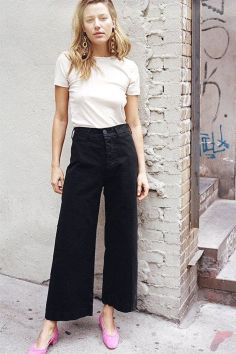 Minimalist style clothing for summer 15