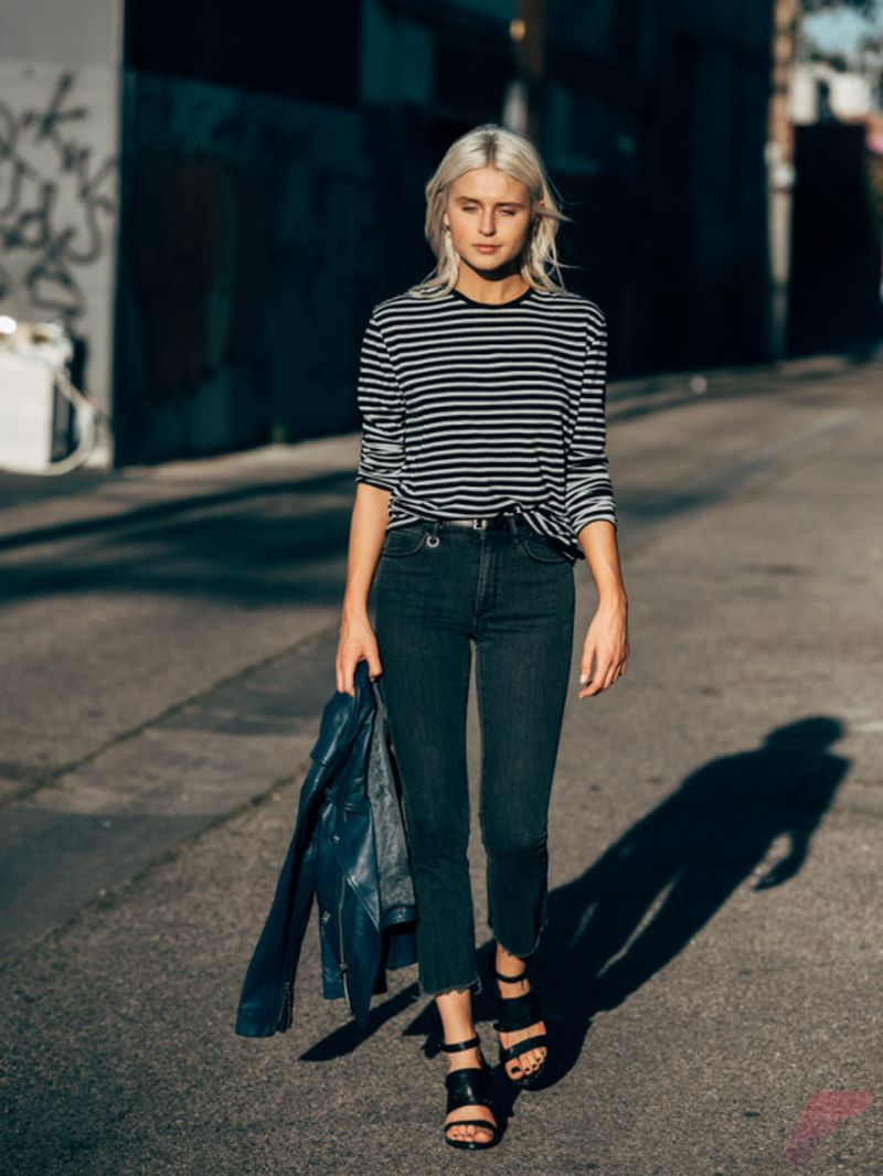 Minimalist style clothing for summer 22