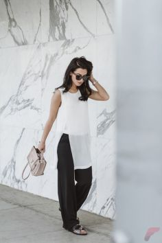 Minimalist style clothing for summer 56