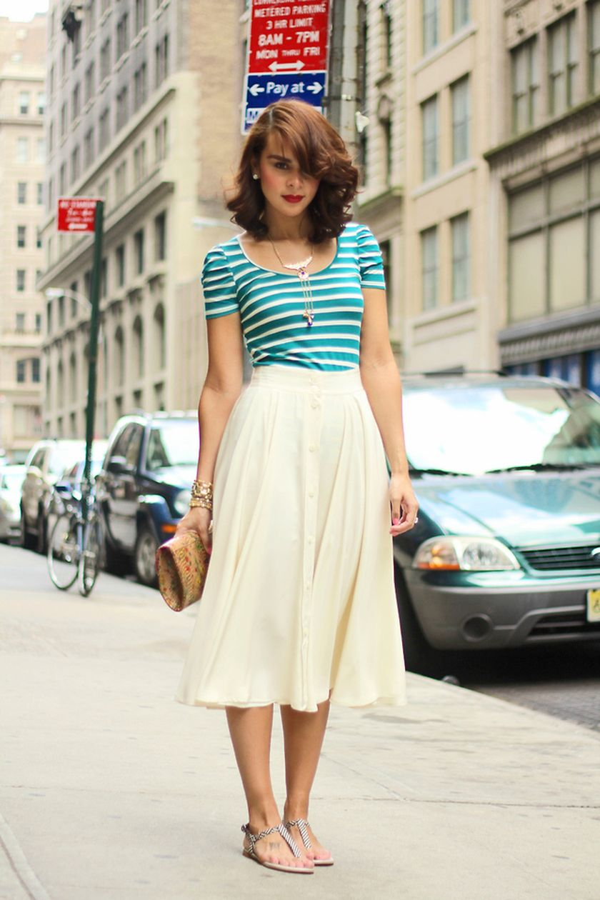 Simple casual french style outfits 68