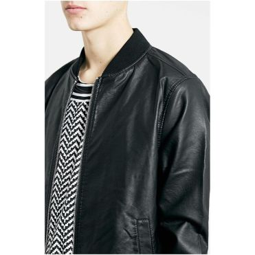 Top best model men bomber jacket outfit 108