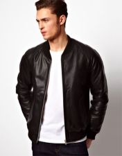 Top best model men bomber jacket outfit 25