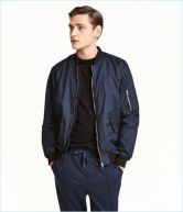 Top best model men bomber jacket outfit 30