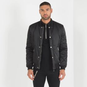 Top best model men bomber jacket outfit 43