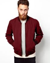 Top best model men bomber jacket outfit 47